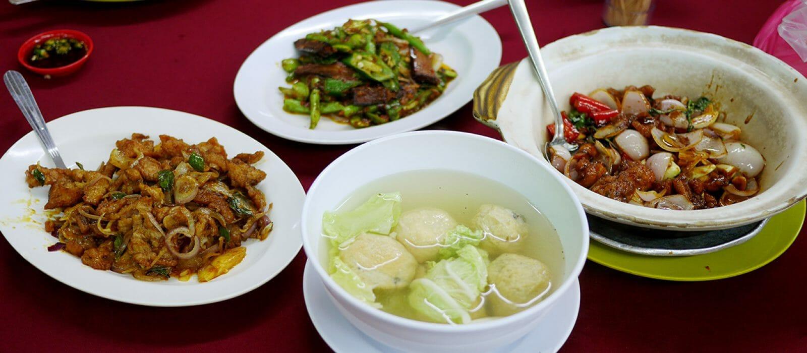 Leng Loong Restaurant, Taman Equine