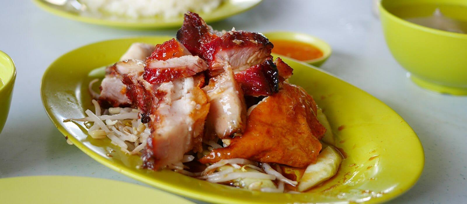 Choon Yien Chicken Rice, Section 17