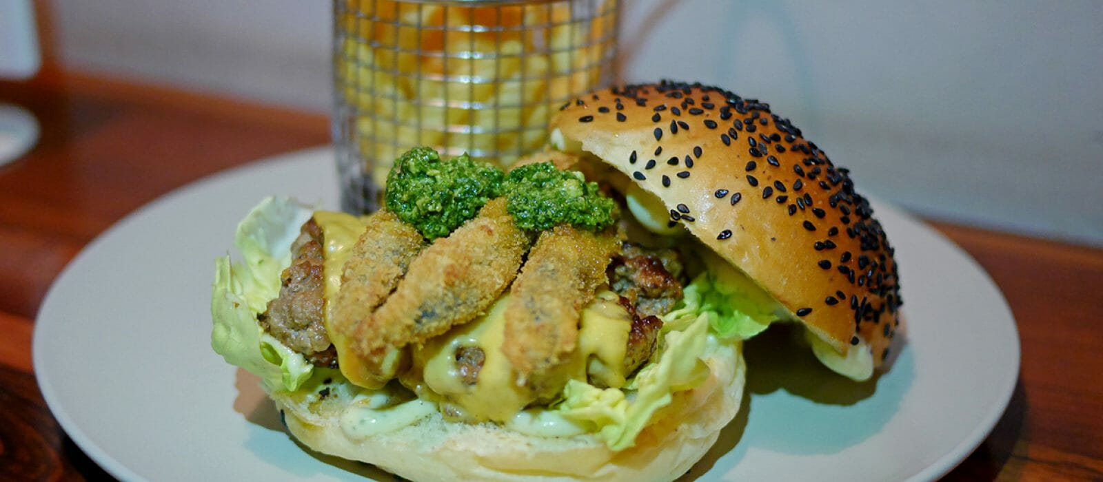 Buns Burger Bar, Desa Sri Hartamas