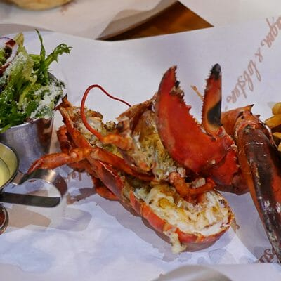 Burger & Lobster, Genting Highlands