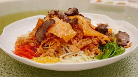 5 Chinese New Year set menus to try this year