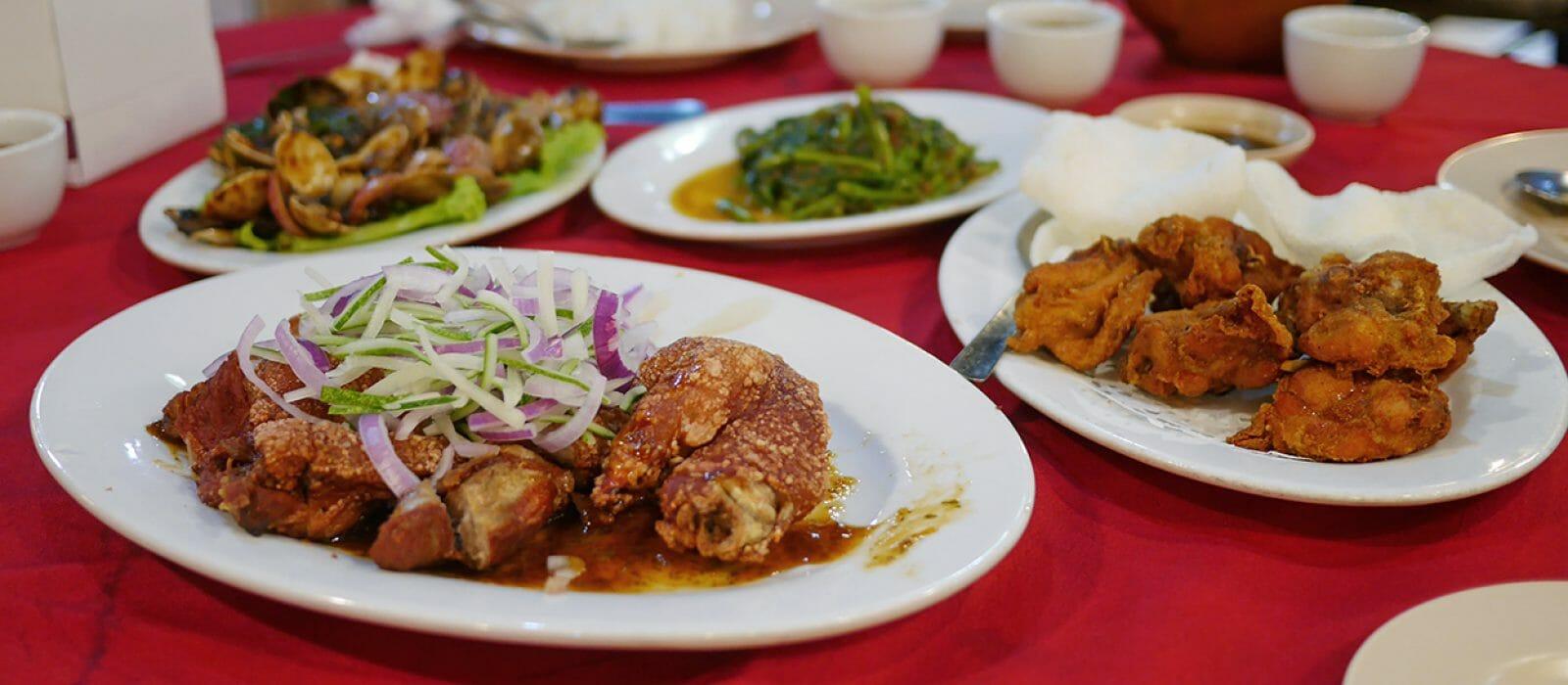 Pang Hainan Seafood, Penang