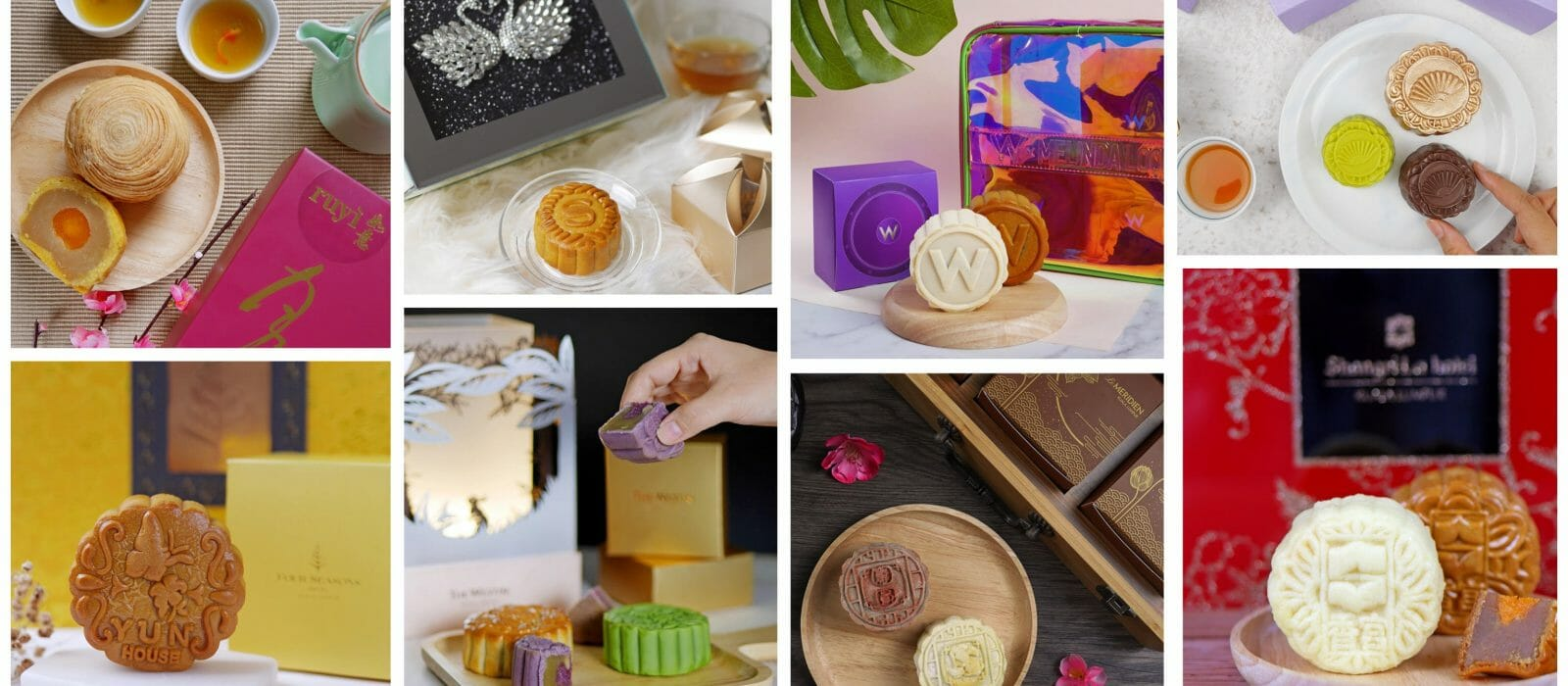 8 Mooncake Options to Consider this Mid-Autumn Festival