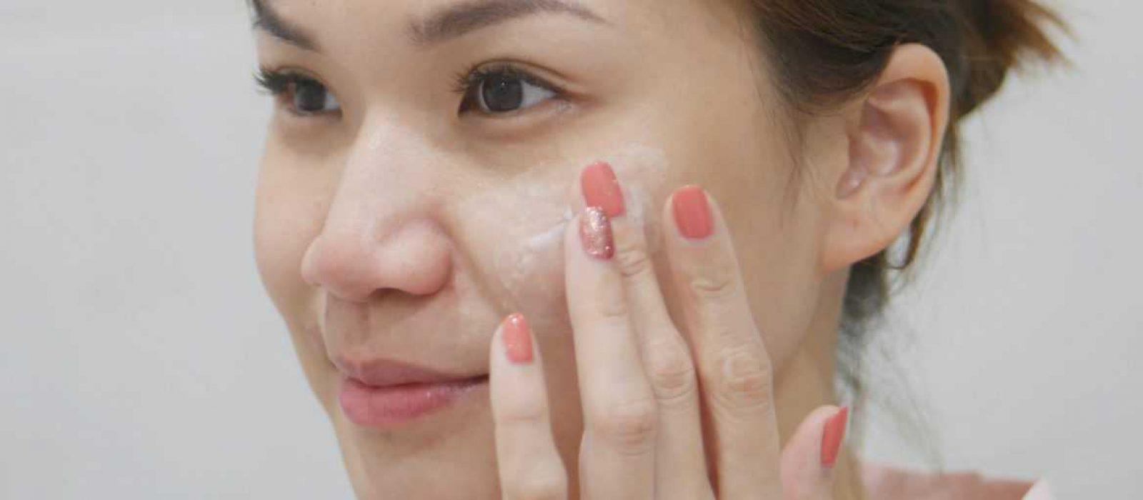 My skincare routine, simplified!